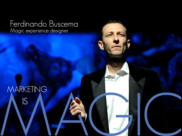 Ferdinando Buscema Marketing Forum
